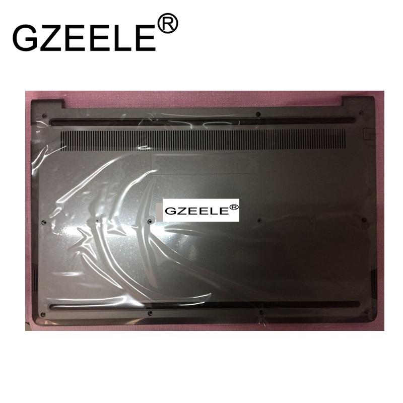 GZEELE New for Dell Vostro 5568 V5568 Laptop Bottom Lower Case Base Cover gzeele new for dell vostro v5460 v5470 5460 5470 v5480 5480 5439 bottom base cover ky66w 0ky66w mainboard bottom casing d case