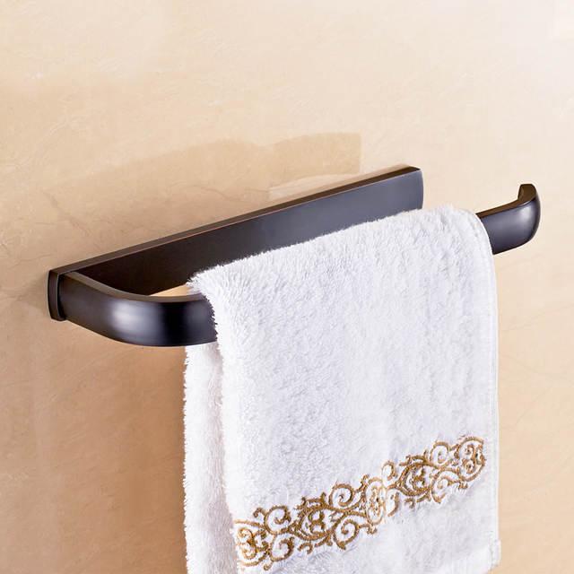 Online Shop Oil Rubbed Bronze Bathroom Accessories Wall Mount Towel