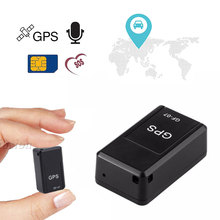 GF-07 Wearable Mini GPS Tracker Smart SOS Location Tracking Device Vehicle Child Kids Car Pets Keys Anti-Lost Magnetic Locator