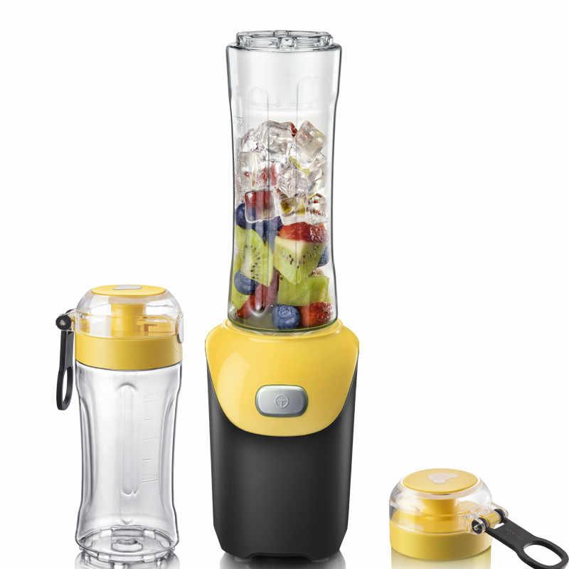 ジューサーポータブルジュースジューサーミニ家庭用自動フルーツカップ. NEW