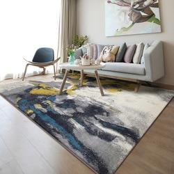 Abstracte Kunst Tapijten Voor Woonkamer Wilton Tapijt Home Decoratieve Tapijt Slaapkamer Studio Floor Mat Sofa Salontafel Tapijten Studie mat