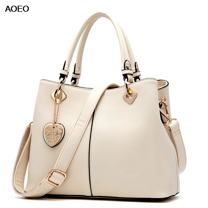 AOEO Heart Of Ocean Luxury Handbags Women Crossbody Bag Designer Female 2019 New Wave Fashion Ladies