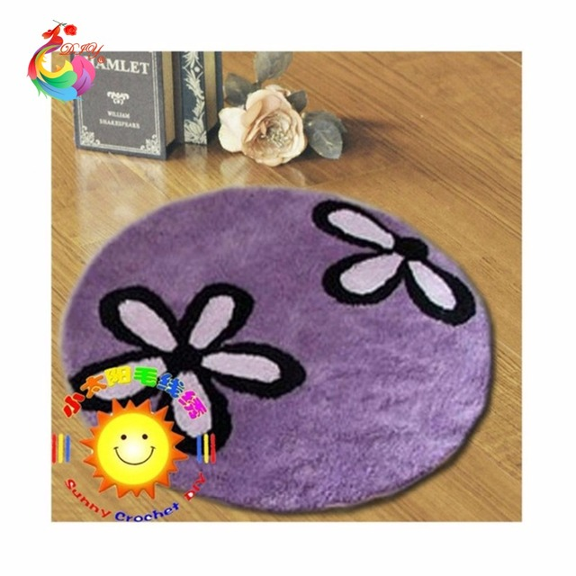 Crochet Hook Embroidery Cross Sch Carpet Latch Rug Kits Rugs And Carpets Wool For Felting Felt Craft Flower In From Home