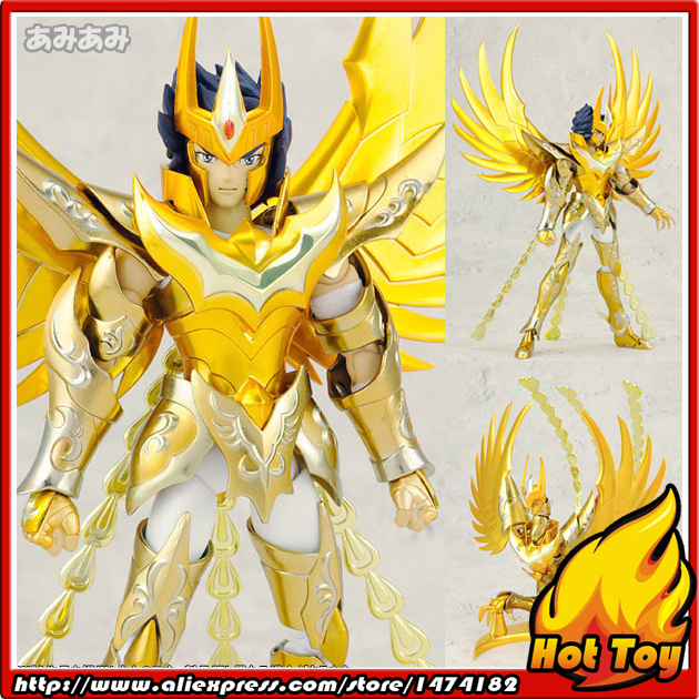 100% Original BANDAI Tamashii Nations Saint Cloth Myth Action Figure - Phoenix Ikki God Cloth from Saint Seiya new arrivial saint seiya athena god myth cloth 10th anniversary saori san action figure bandai cavaleiros do zodiaco brinquedos