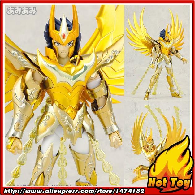 100% Original BANDAI Tamashii Nations Saint Cloth Myth Action Figure - Phoenix Ikki God Cloth from