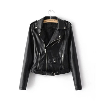 Women-Short-PU-Leather-Jacket-3