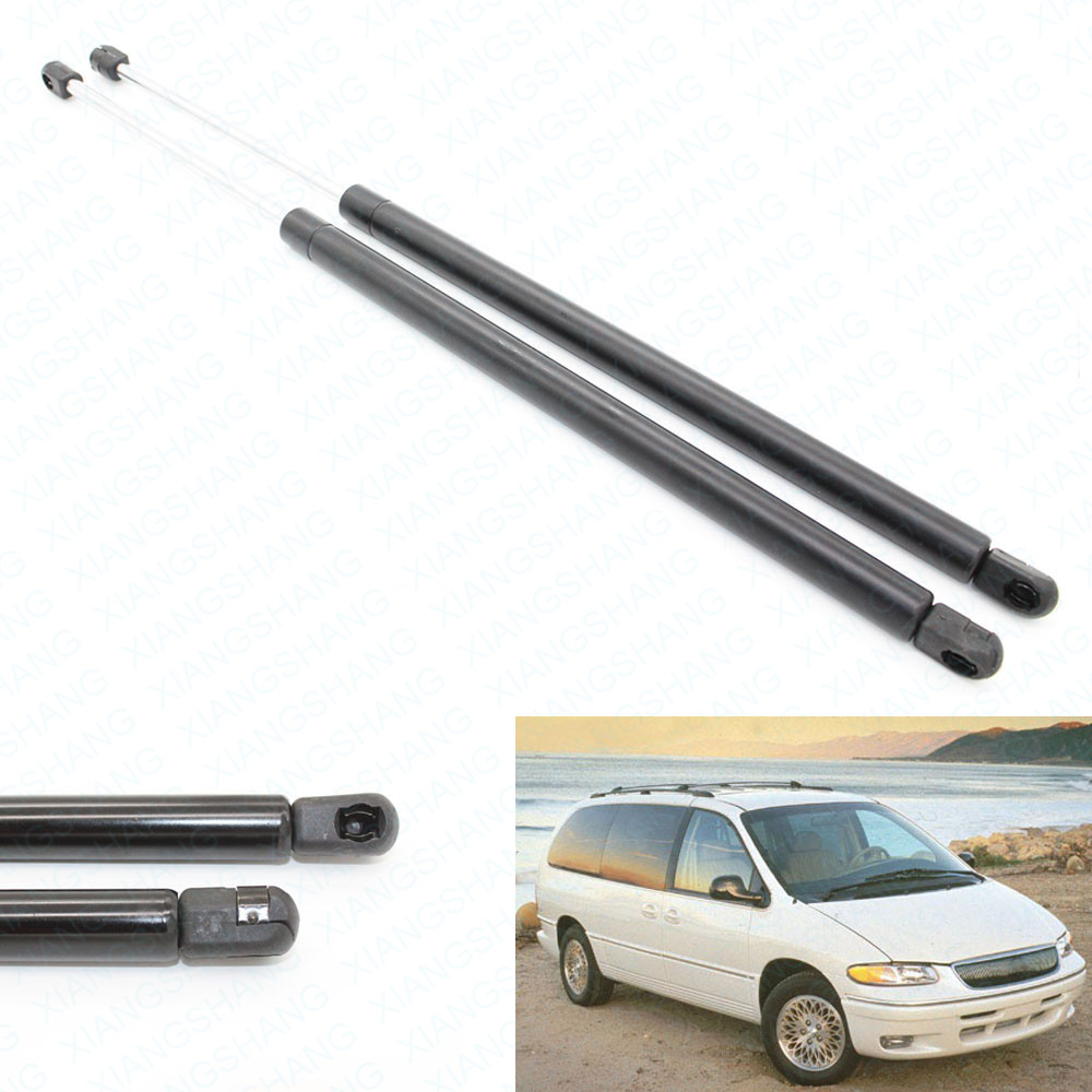 2 Liftgate Boot Auto Gas Spring Struts Prop Lift Support