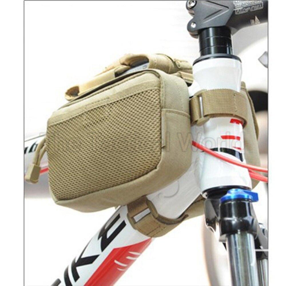 Bolso de la bicicleta Bolsa de Ciclismo de Carretera Marco de la Bici Del Frente