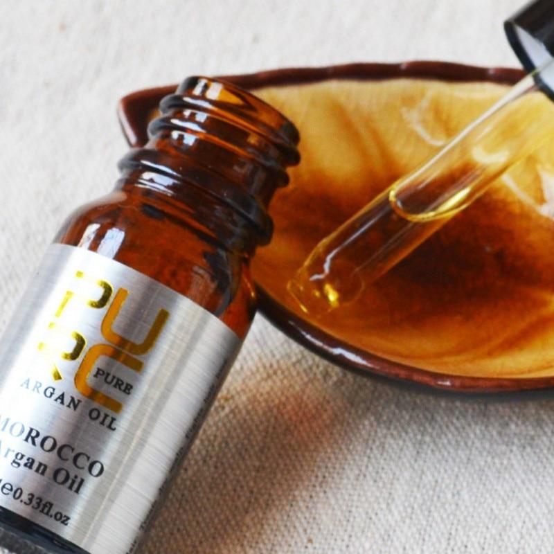 Women Hair Beauty Moroccan Pure Argan Moisturizing Oil For D