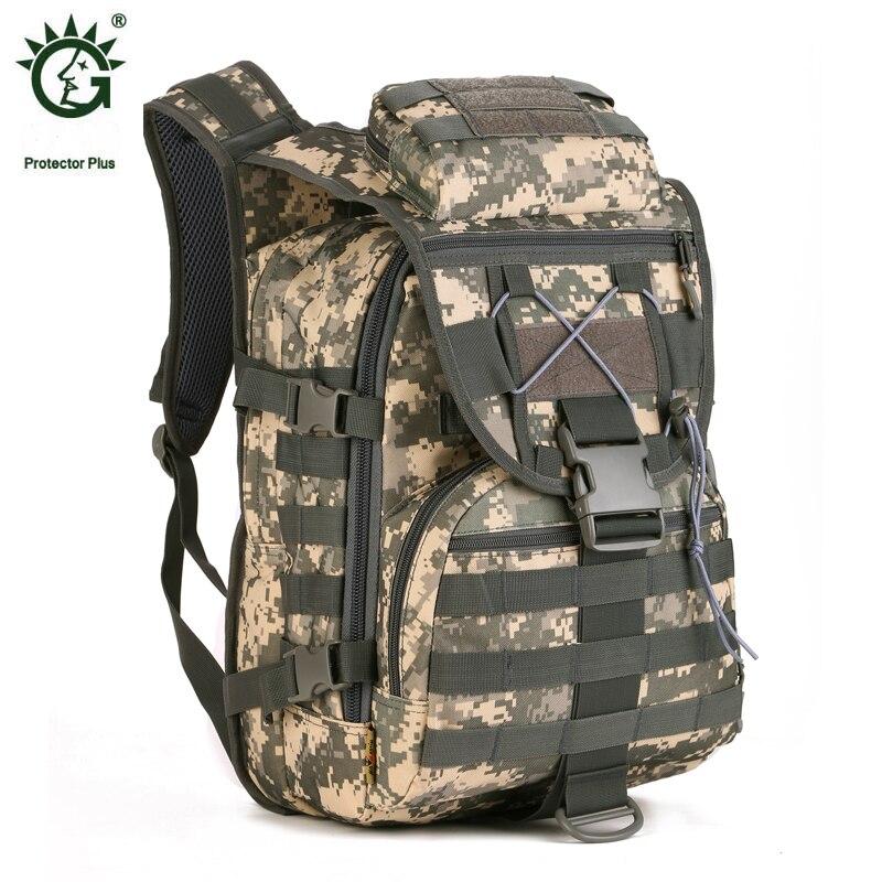 Protector Plus 40L Bolsas Para Deportes Al Aire Libre Molle Táctico Militar Moch
