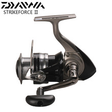 Original DAIWA STRIKEFORCE II Spinning Fishing Reel 2500 3000 4000 Carp Fishing Reels Saltwater Molinete Carretilhas De Pescar