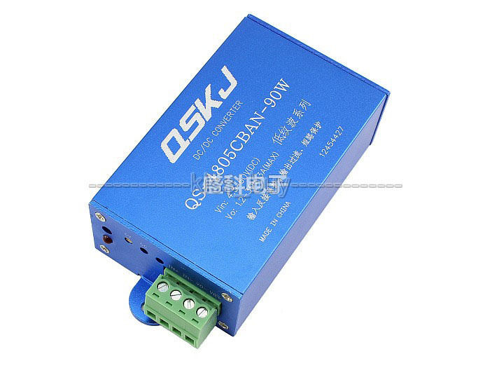 Active Components Smart Power Adapter Dc 4.5~60v To 1.25~30v 3a 90w Buck Converter/adjustable Voltage Regulator/driver /5v 12v 24v Power Supply Module Pure Whiteness Integrated Circuits