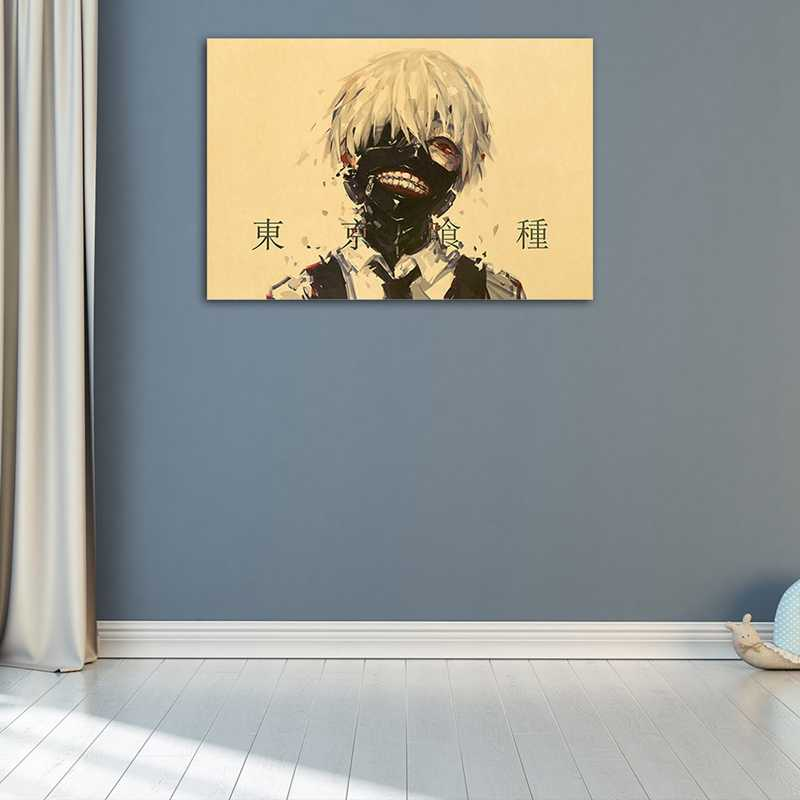 Cosy Moment аниме Токио вурдалак плакат тоука белая крафт-бумага Tokio вурдалак печати постер настенное украшение Куадрос Decoracion