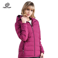 Dropshipping Women Hiking jacket Women Thicken Warm Winter Waterproof Windproof Outdoor Ski Travel Outdoor Cotton Coat Girls
