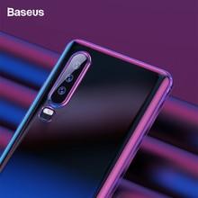 Baseus Transparent Phone Case For Huawei P30 Pro Soft TPU Si
