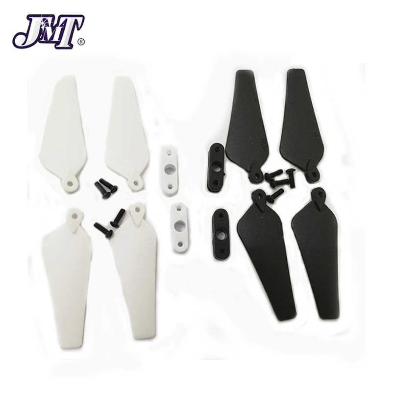 JMT 1 Paar 5030 Plastic Opvouwbare Propeller Props voor RC 250 ZMR Mini Drone quad Quadcopter
