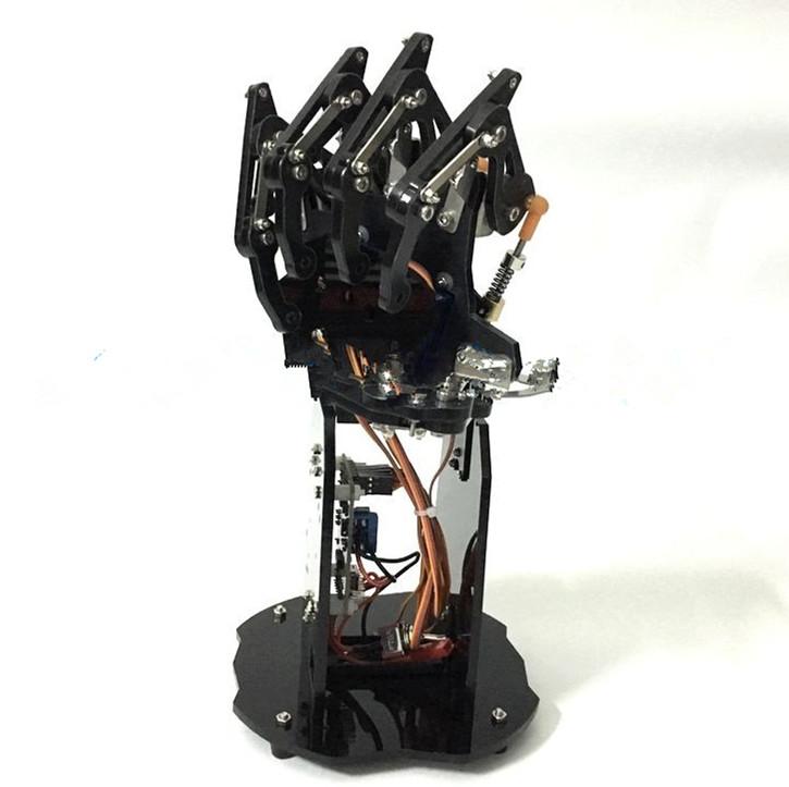 Bionic robot hand 2