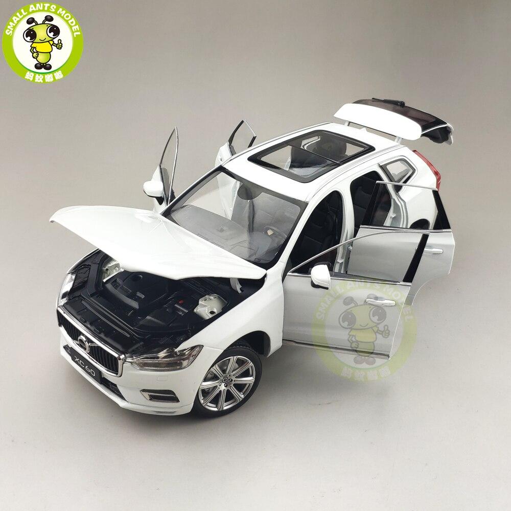 1/18 nowy Volvo XC60 wersja luksusowa SUV Diecast Metal Model samochodu SUV zabawki chłopiec dziewczyna prezent kolekcji Hobby w Odlewane i zabawkowe pojazdy od Zabawki i hobby na  Grupa 3