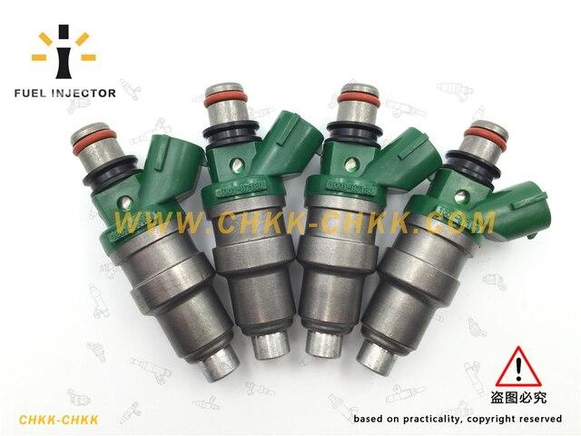 100% Original 550cc fuel injector OEM 1001-87180 for Toyota 1001 87180
