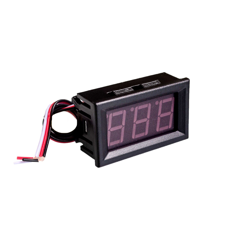 2 Inch Digital Panel Meter : Inch v dc car motor red led digital voltmeter