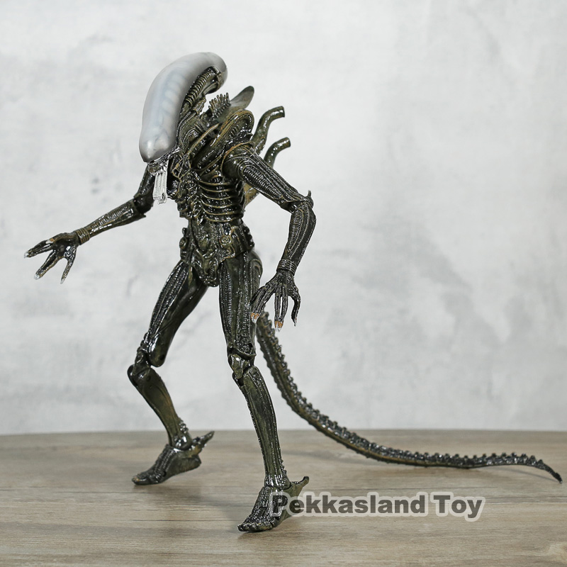 NECA <font><b>Alien</b></font> Series <font><b>Aliens</b></font> Xenomorph <font><b>Alien</b></font> Action Figure toy NECA <font><b>Alien</b></font> <font><b>1979</b></font> figures toy Christmas gifts for children kids image