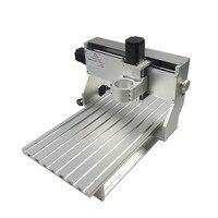 אלומיניום מחרטה גוף CNC 6040 נתב 1605 כדור בורג CNC מסגרת ערכת DIY CNC חריטת מכונת