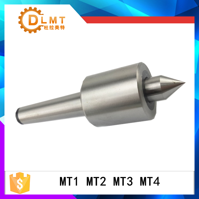 For Precision live center MT1 MT2 MT3 MT4 diameter live center for lathe machine Revolving Centre