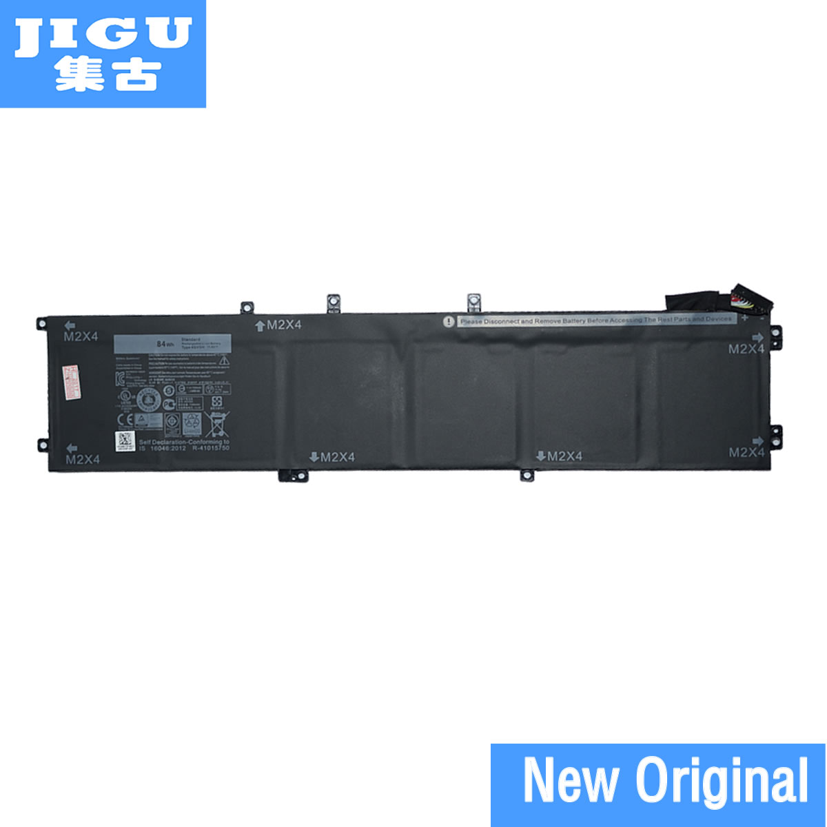 JIGU Original Laptop Battery 1P6KD 4GVGH RRCGW FOR DELL For Precision 5510 XPS 15 9550 image
