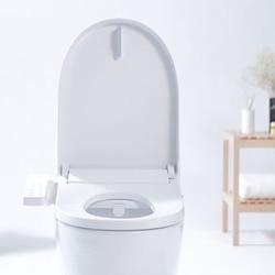 Изысканный Смарт сиденье для туалета крышка Водонепроницаемый унитаза электрическое биде пакет для Xiaomi прочный Smart крышка Туалет Перевозк...