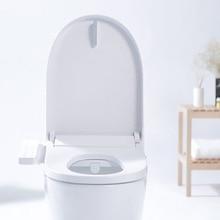 Изысканный Смарт сиденье для туалета крышка Водонепроницаемый унитаза электрическое биде пакет для Xiaomi прочный Smart крышка Туалет Перевозка груза падения