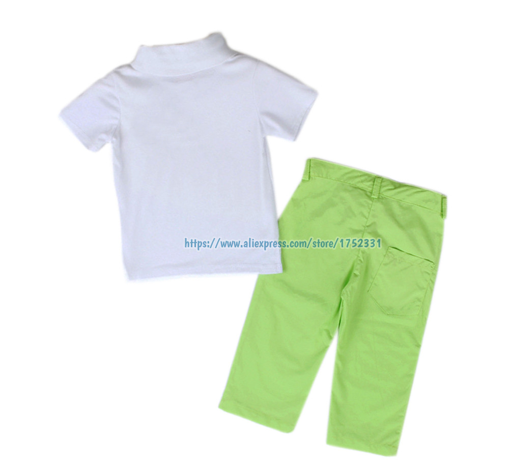 Younger Children Boys Clothes Set (3)