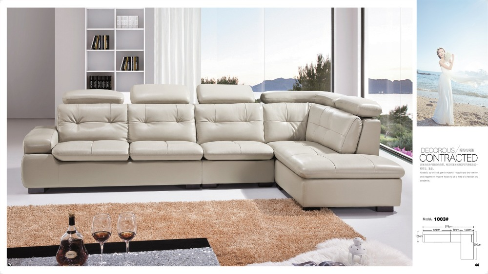 Iexcellent designer corner sofa sofa bed european and for American living style furniture company