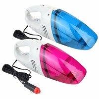 Portable Mini Car Vacuum Cleaner Wet &Dry Dual-use 12V Vehicle Dust Vacuum Cleaner Tool Aspirador De Po Portatil Crevice Nozze Vacuum Cleaners