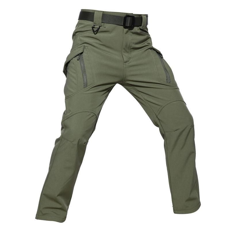 Tactical Lightweight Soft Shell Pants