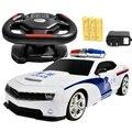 2016 nova criança crianças brinquedo elétrico RC modelo de carro Bumblebee carro de controle remoto de alta velocidade gravidade de controle remoto