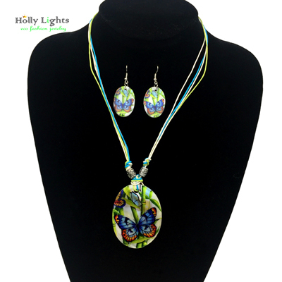 Natural Shell Jewelry Sets...