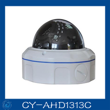 AHD camera 1.3MP metal dome cameras 2.8-12mm lens camera waterproof night vision IR cut filter 1/3 serveillance home.CY-AHD1313C