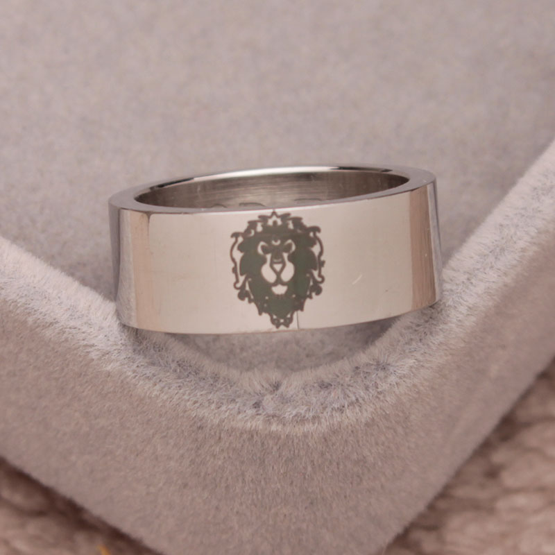 of Warcraft Ring For The Alliance