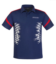 2018 DONIC TABLE tenis koszulki koszulek 100 bawełna oddychająca rakieta sportowa Koszulka z krótkim rękawem tanie tanio Mężczyzn Pasuje do rozmiaru Weź swój normalny rozmiar