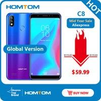HOMTOM C8 мобильный телефон 5,5