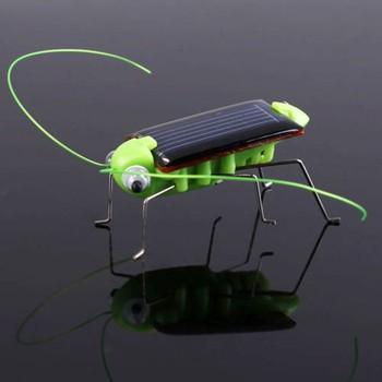 Solar Power Toy Energy Crazy Cricket  2