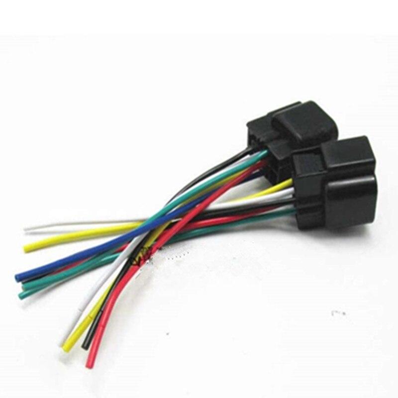 cheapest Car headlight wiring harness plugsocket for Geely MK 1 MK 2  MK-Cross MK Cross Hatchback