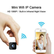 Camsoy Mini Camera Infrared Night Version Wifi IP Wireless HD 1080P Video Portable Camcorder Motion Detection Security DVR DV