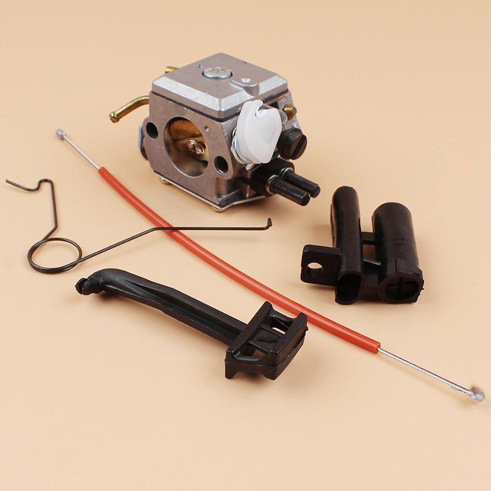 Carburetor Kit For Husqvarna 365 362 372 371 372XP For Walbro HD-12 HD-6 Carb