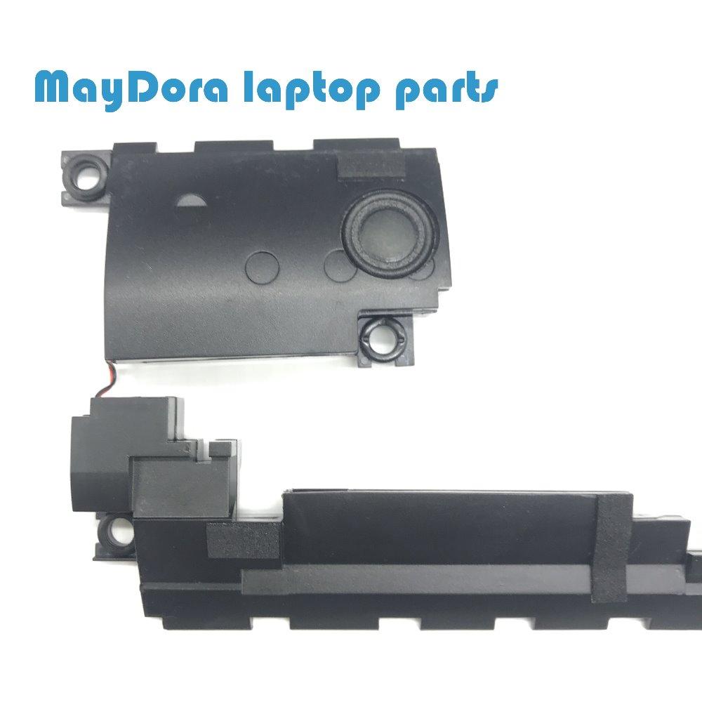 Zupełnie nowy oryginalny głośnik wewnętrzny zestaw dla DELL Inspiron15R 5520 7520 5525 M521R z ruber i nylok śruby 0X96FK X96FK