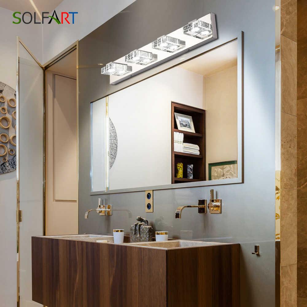 Modern Wall Bathroom Vanity Lights Sconce Bedroom Lamp Luminaria Abajur Re