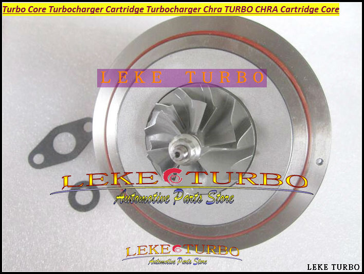 Turbo Cartridge CHRA GT2052V 752610 752610-0009 752610-0015 For Ford Transit VI For Land Rover Defender DuraTorq V348 2.4L TDCi  цены