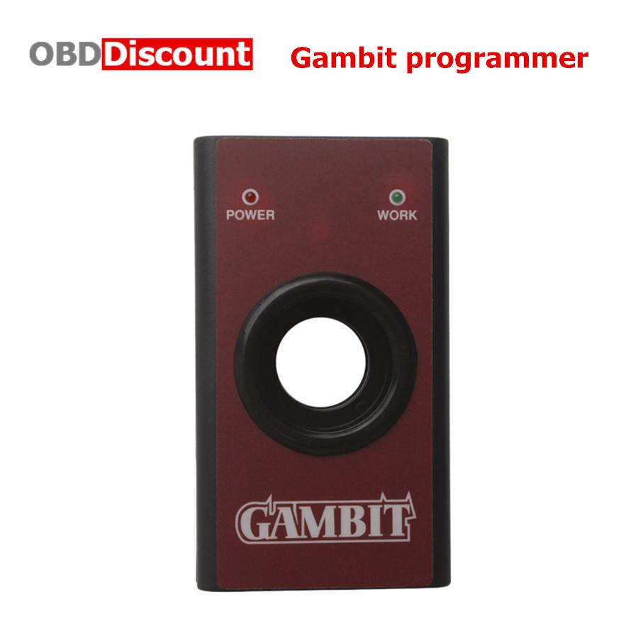 Prix pour Gambit programmeur CAR KEY MASTER II Nouvelle Version 2.0 Auto Clé À Transpondeur Programmeur gambit Livraison Gratuite