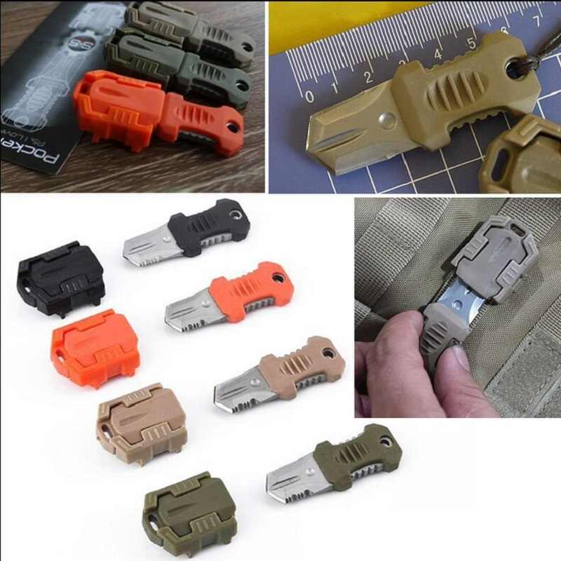 gear webbing webdom system Mini EDC hang attach buckle molle hike backpack novelty bushcraft camp gadget survive Outdoor
