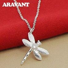 Цепочки из серебра 925 пробы искусственное ожерелье для женщин